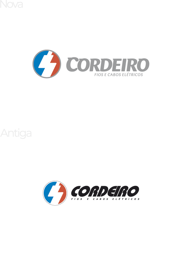 Cordeiro Cabos | Reestilização de marca