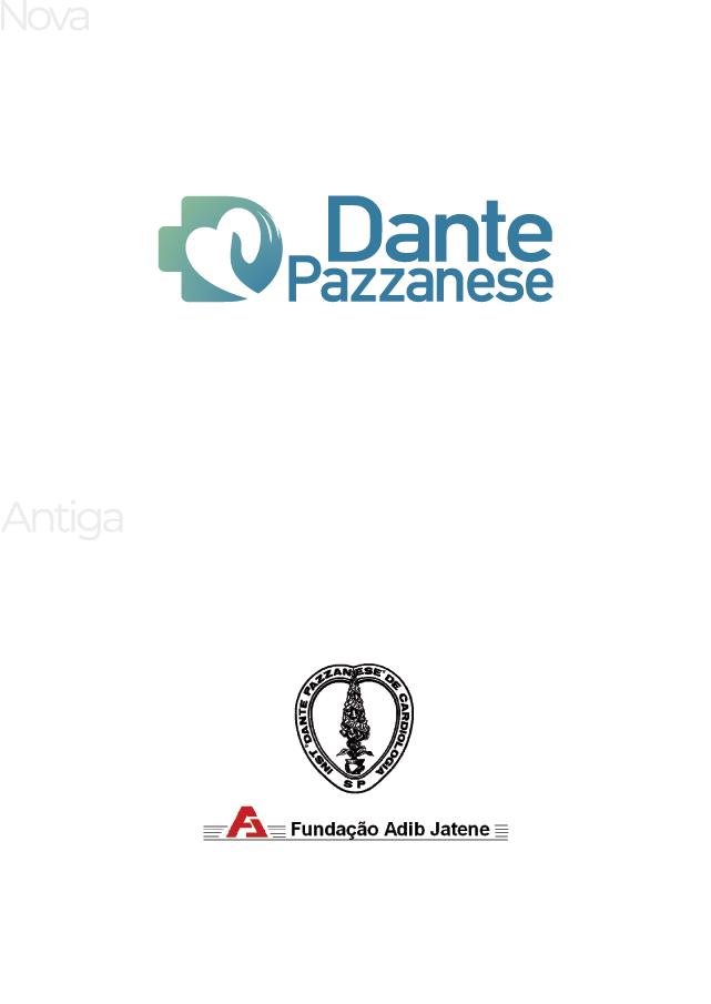 Dante Pazzanese | Reestilização de marca