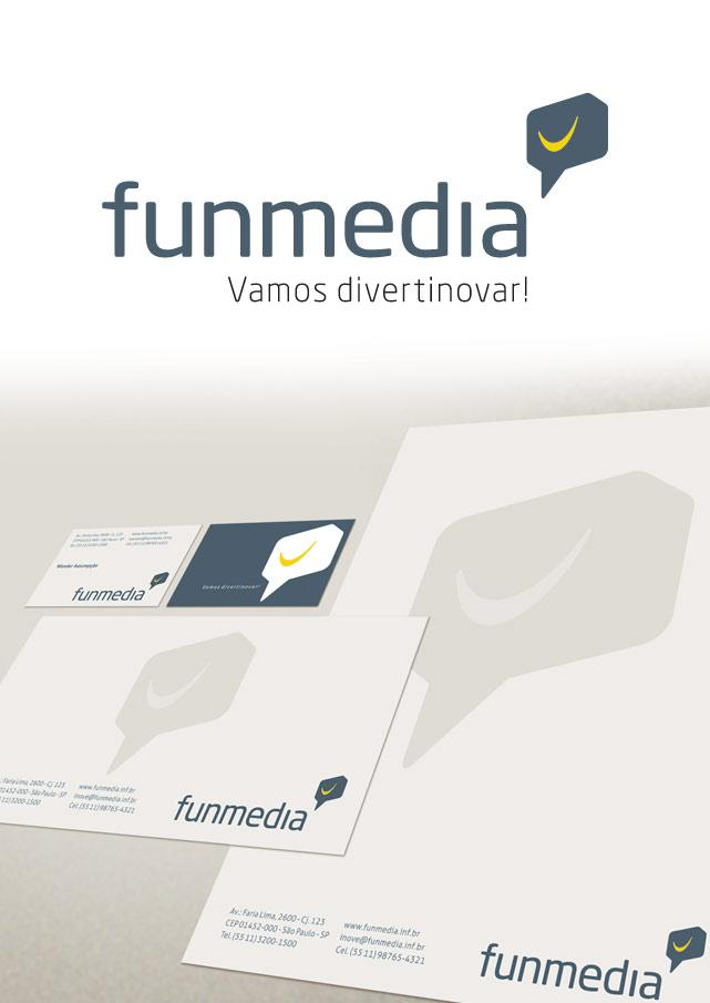 "Funmedia | ""Naming', Marca e Identidade"