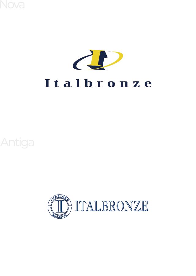 Italbronze | Reestilização de marca