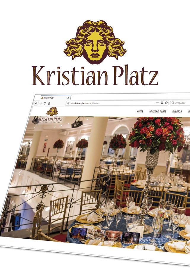Kristian Platz | Marca e Identidade