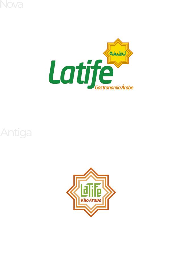 Latife | Reestilização de marca