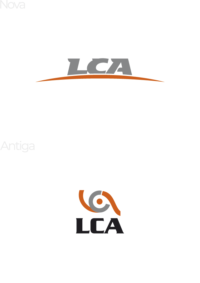 LCA | Reestilização de marca