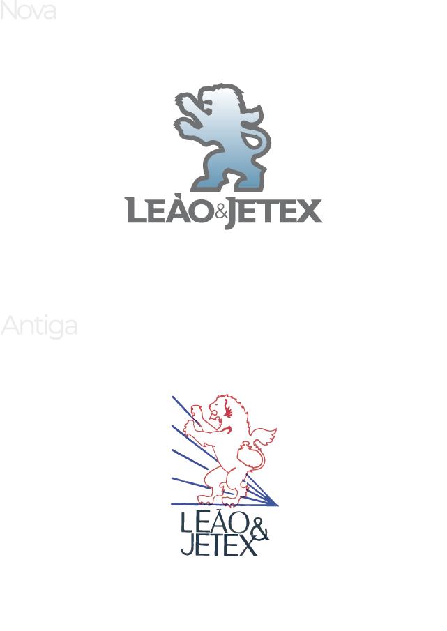 Leão & Jetex | Reestilização de marca