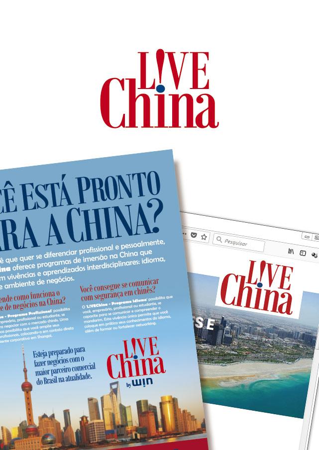 L!VE China | 'Naming', Marca e Identidade