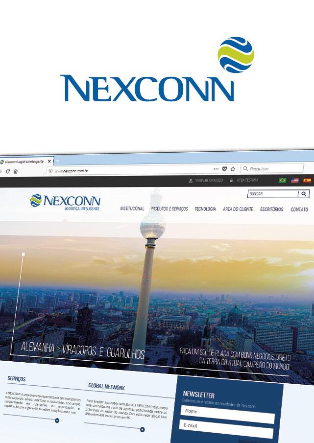 Nexconn | 'Naming', Marca e Identidade