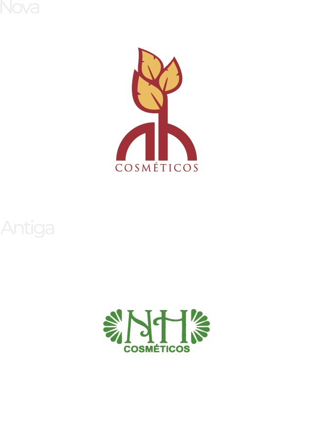 NH Cosméticos | Reestilização de merca