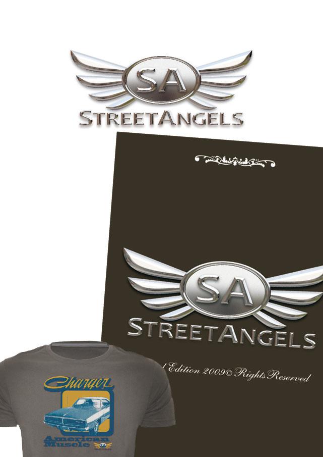 Street Angels | 'Naming, Marca e Identidade