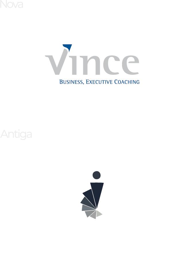 Vince Coaching | Reestilização de marca
