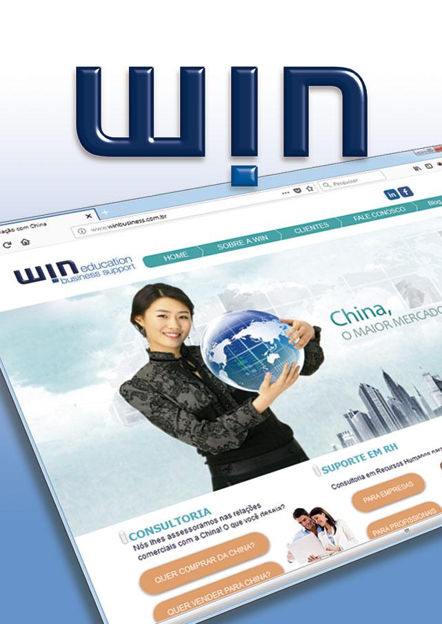 W!N Business | Marca e Identidade