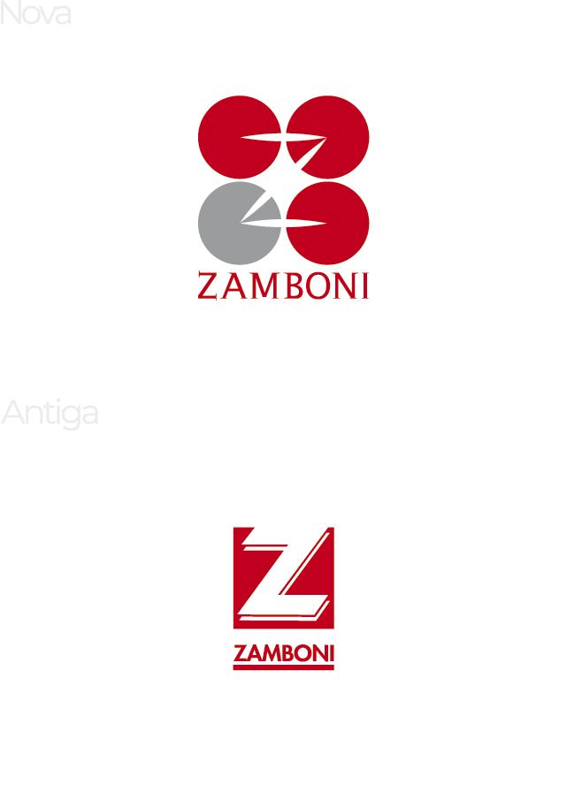 Zamboni | Reestilização de marca