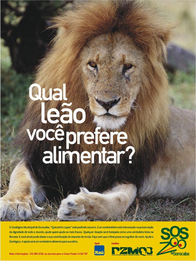 SOS Zoo | 1 | Consumer | Soc. Amig. Zoo