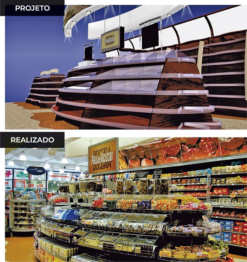 Doceira Pão de Açúcar | Store in Store