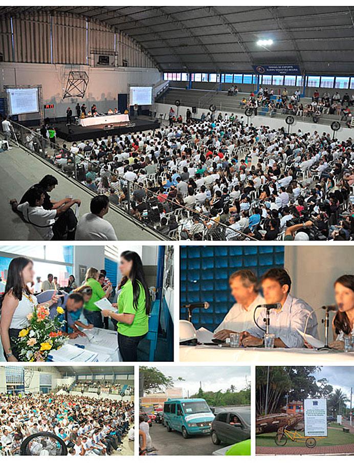 Ibama | Audiência Pública | Docas de São Sebastião
